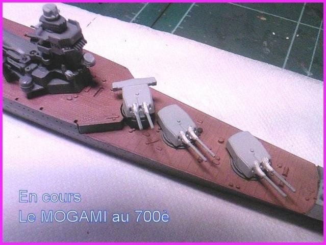 Le MOGAMI : Croiseur Japonais transporteur d'hydravions au 700ème Mogami21