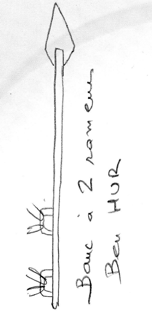 Galère Romaine: Le César  au 1:30 Mantua - Page 3 Rame_d10
