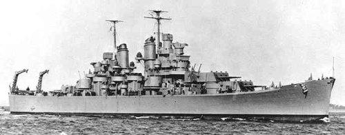 LE USS BALTIMORE CA-68 DE CHEZ TROMPETER AU 700 Uss_ba10