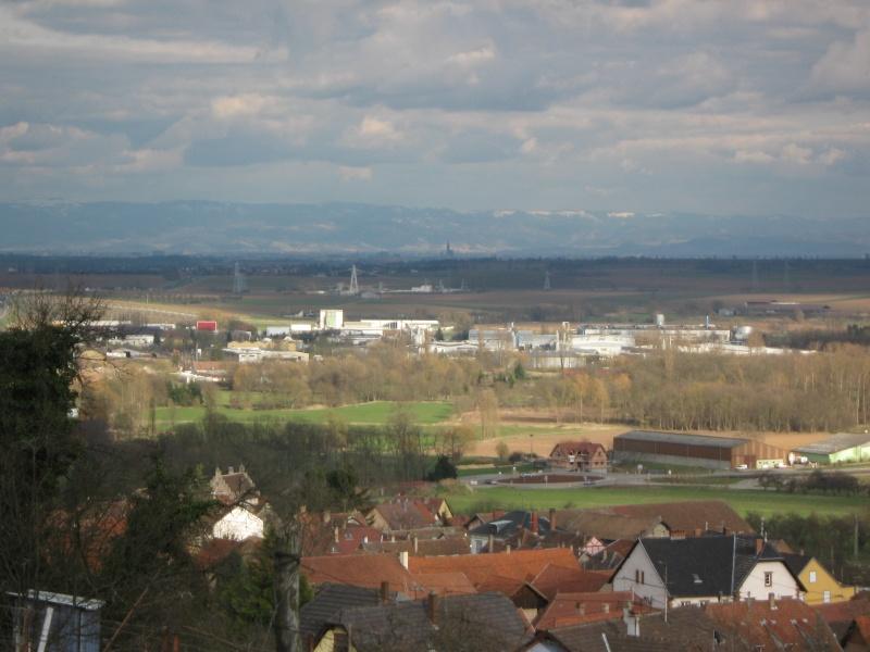 La cathédrale de Strasbourg vue de Wangen Img_0411