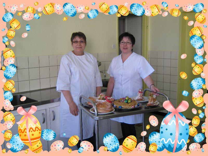 Pâques 2009 se prépare au Freihof à Wangen! Img_0611