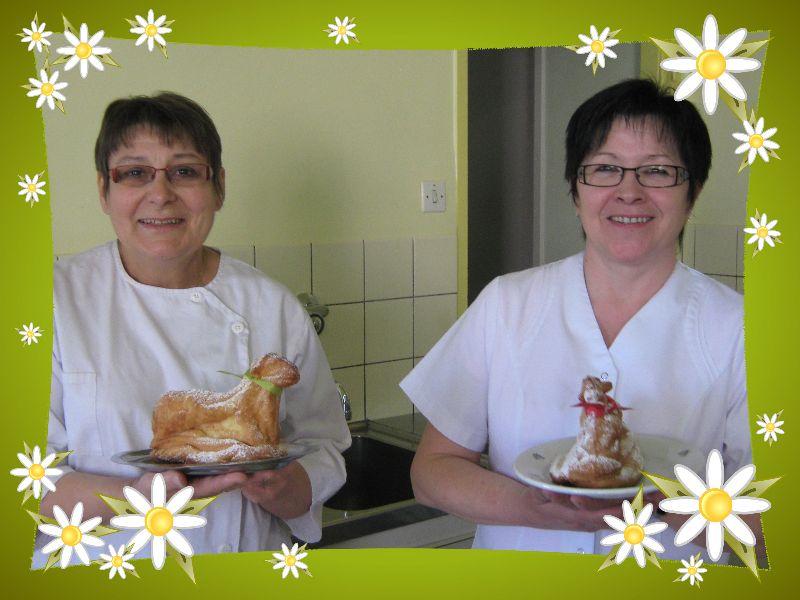 Pâques 2009 se prépare au Freihof à Wangen! Img_0617