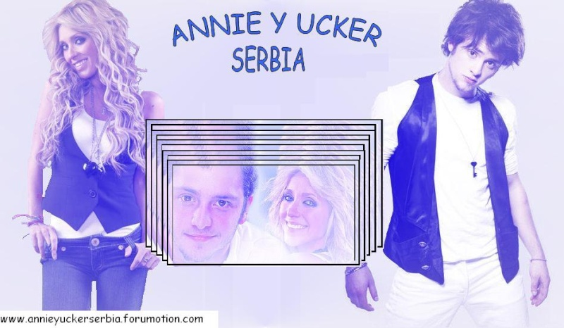 Anahi y Ucker Serbia