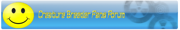Creature Breeder Fans Forum