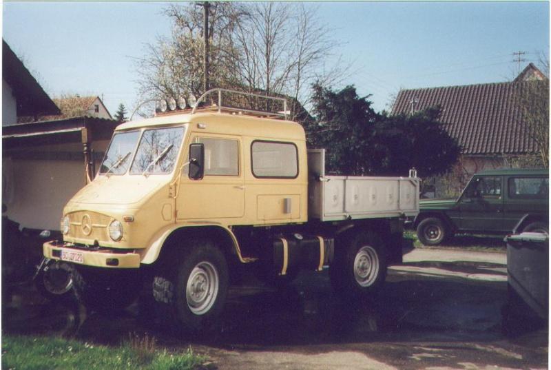 un nouveau.... 404 113 doka 1966 Unimog21