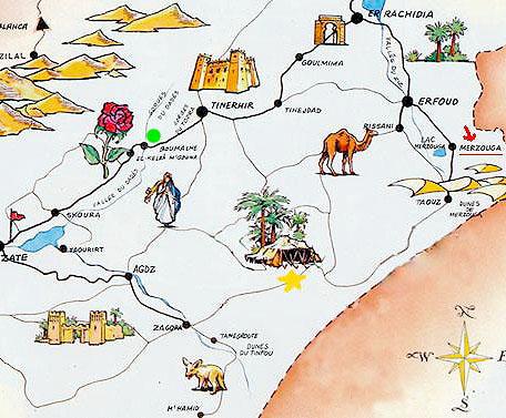Histoire du Maroc Carte_10
