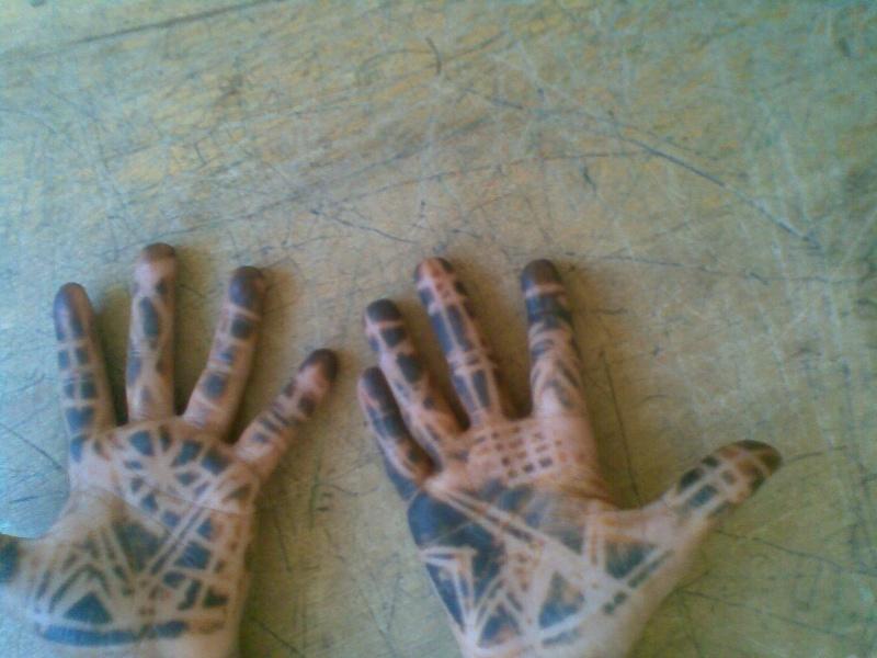 la beauté de la main H_16110