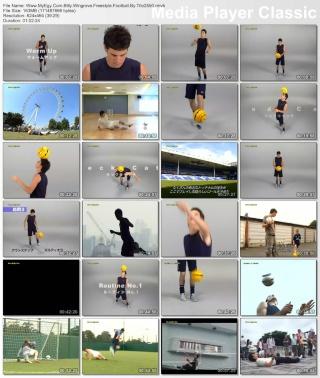 فيديو تعلم مهارات وخدع كرة القدم وفيلم Learn FreeStyle Football - DVDRip 32794110