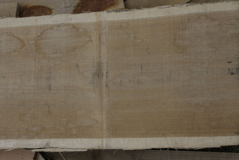 Essences de bois: Chêne et châtaignier. 03_aou30