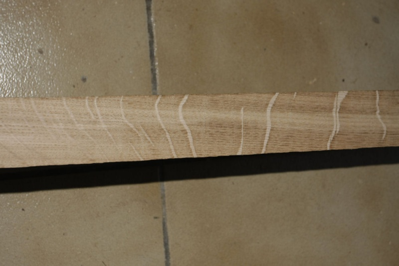 Essences de bois: Chêne et châtaignier. 04_aou13