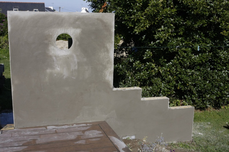 Incérer un hublot dans un mur. 04_mai12