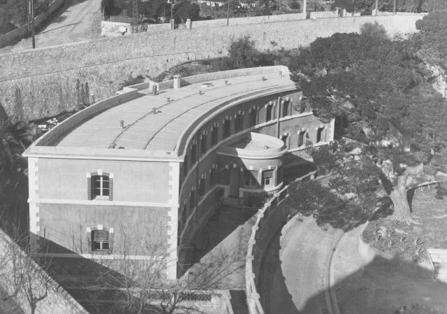 [Le service de santé] HIA Ste Anne déconstruction du bâtiment Beranger-feraud et rénovation de bâtiments Hia_st12