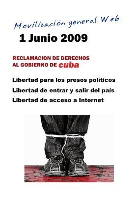 LLAMADO AL GOBIERNO DE CUBA Y AL MUNDO 1_juni10