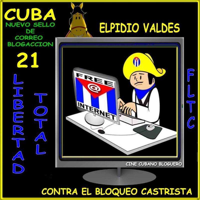 LLAMADO AL GOBIERNO DE CUBA Y AL MUNDO Sello_12
