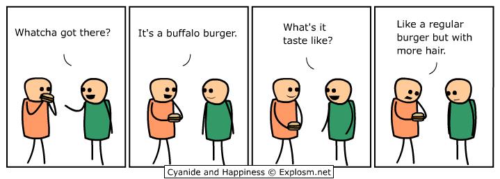 Funny Day Comic - Page 3 Buffal10