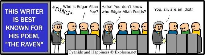 Funny Day Comic - Page 4 Trebek10