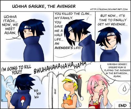 Funny Day Comic - Page 3 Uchiha12