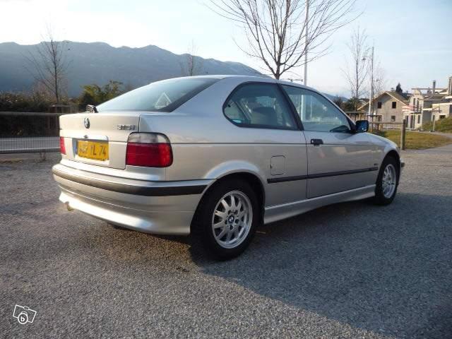 Projet sur BMW 316 I compact de 2000 97132411