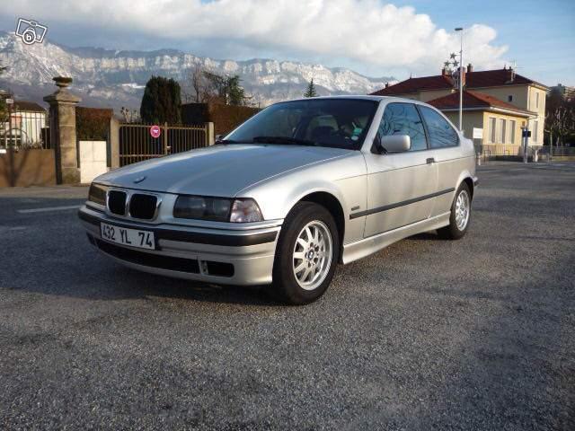 Projet sur BMW 316 I compact de 2000 97869711