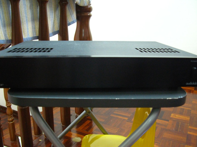 Audiolab 8000P power amp (Used) SOLD Al110