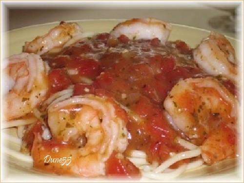 Crevettes à saveur italienne Crevet12
