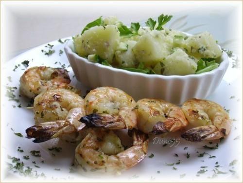 Salade aux patates Pict1510