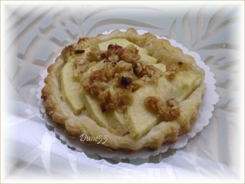 Mini tartelette aux pommes Pict3714