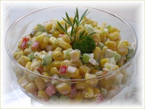 Salade de maïs Pict3911