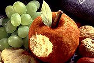 « Pomme » de fromage au porto (hors-d'oeuvre Kraft) Rec_r112