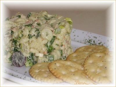 Salade de pâtes au poulet Salade15