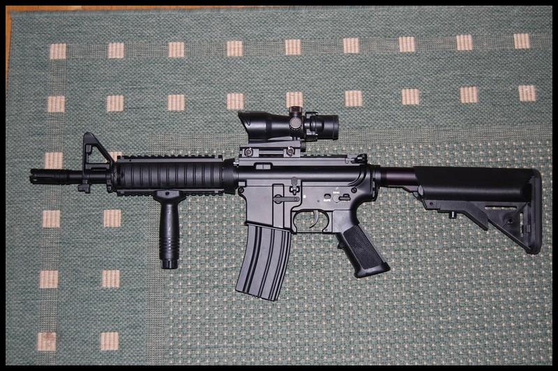 D-BOYS M4 CQB-R BI-3981 Dsc_0083