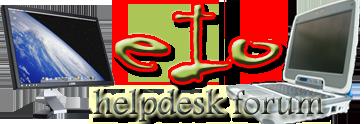 EIO Group 3 Helpdesk