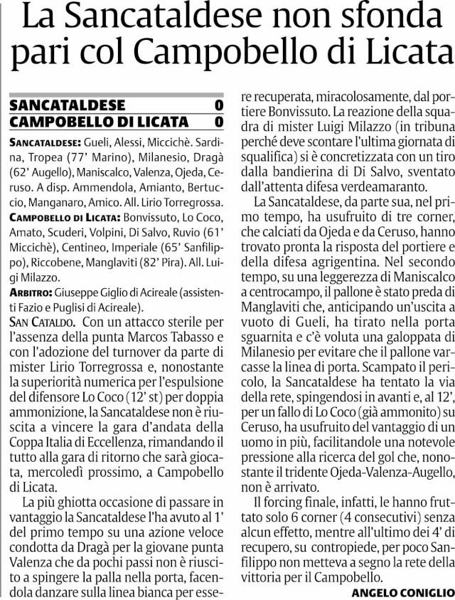 Coppa Italia Sancataldese Campobello di licata Gfbf13
