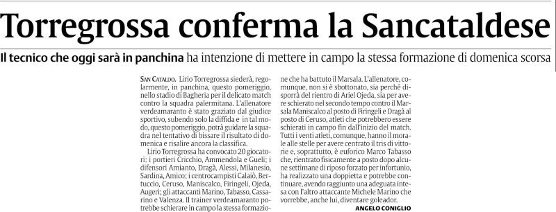 Campionato 11° giornata: Bagheria - Sancataldese 3-0 Scbtrb10