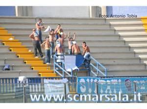 Brutto episodio nel dopogara Marsala asd-Campobello di licat Ultras13