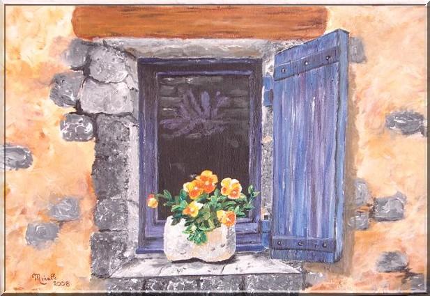 Les tableaux de Mireille Fenatr10
