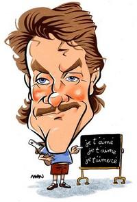 Caricature Franci10