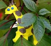 Une petite aventure Girafe11