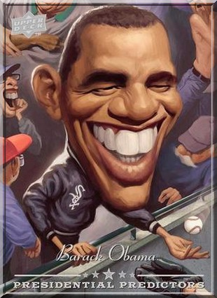 Caricature Obama210