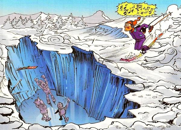 Cache - Cache Ski10