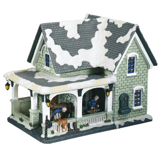 Maison Luville : doutes sur dimensions HELP MERCI 60001510