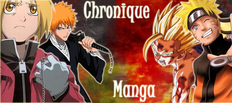 Chronique Mangas