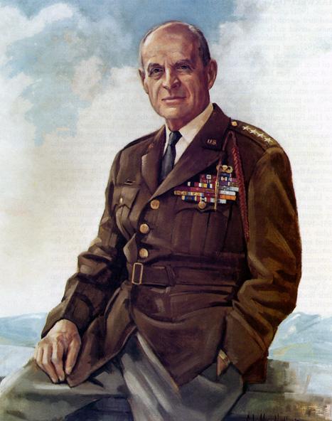 "Le General Matthew""Bunker"" RIDGWAY Rid210"