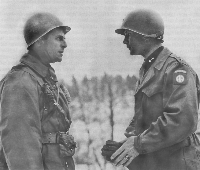 "Le General Matthew""Bunker"" RIDGWAY Rid310"