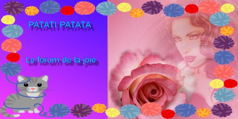 Vos bannières Patati11