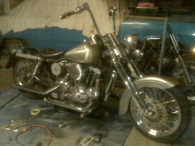 Rebuild of my 03' Harley,..ready for paint:) Cid_im39