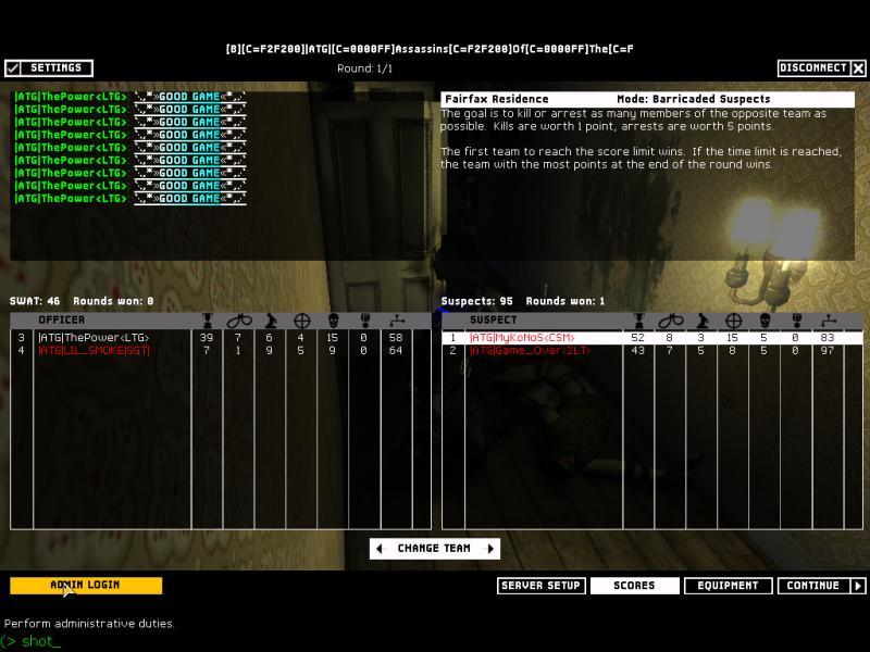 WAR ATG (вътрешни войни) 11111110