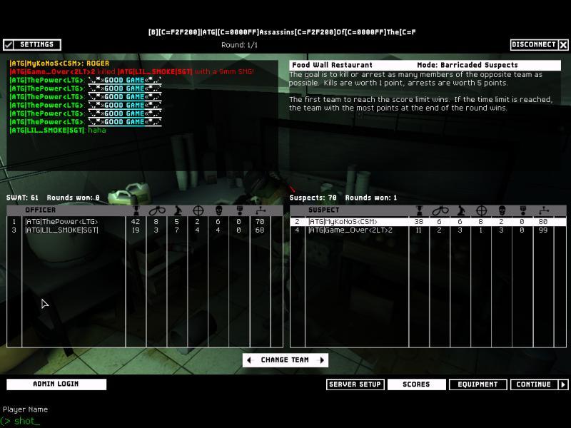 WAR ATG (вътрешни войни) 22222210