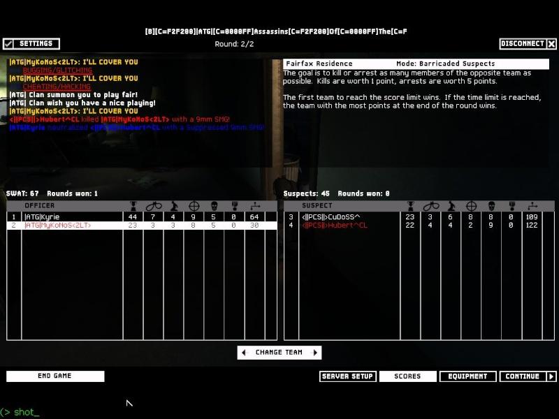 Fun War ATG vs PCS Rund111