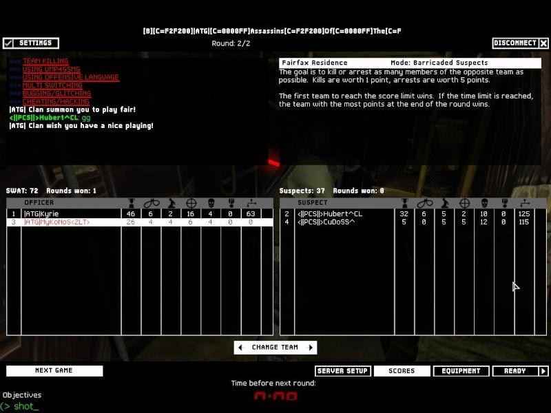 Fun War ATG vs PCS Rund210